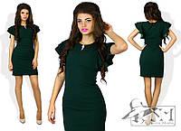Красивое платье идеально сидит на фигуре