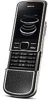 Китайский телефон Nokia 8800 Carbon, 1 сим, камера 2 Мп. Крепкий металлический корпус.