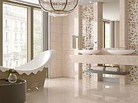 Плитка облицовочная стеновая для ванной и кухни Onyx Classic бежевый