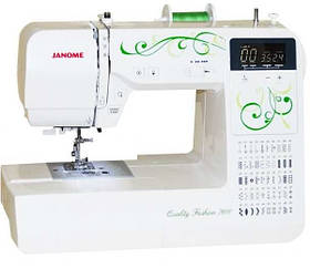 Комп'ютерна швейна машина Janome Quality Fashion 7600