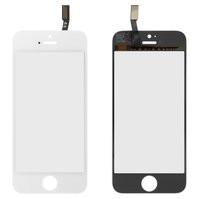 Сенсорный экран для мобильного телефона Apple iPhone 5S, Сopy, белый