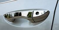 Toyota Corolla E170/ Altis накладки хром на ручки дверей