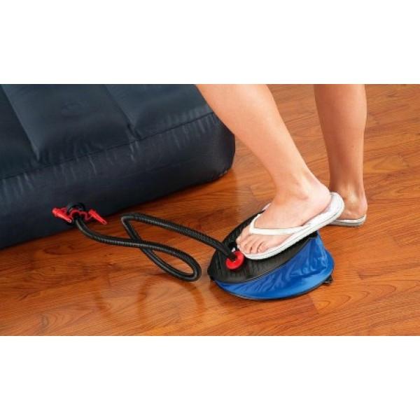 Насос ножной Intex 3 л, для матрасов, диванов, кругов