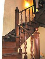 Красивые деревянные лестницы из натурального дерева, лестницы под заказ Киев, Донецк, Херсон, Мариуполь