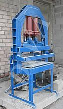 Колочный пресс КП-52-2 для блоков, кирпича, камня