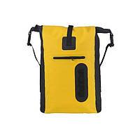 Рюкзак водонепроницаемый Sinotop 30L жёлтый