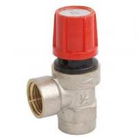 Предохранительный клапан муфтовый Valvo, Dn15 1/2″ ВВ
