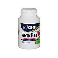 Gigi Acti Vet (Акти Вет) препарат для улучшения функций суставов у собак 90 таблеток