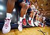 Выбор баскетбольных кроссовок