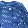 Пальто для девочки Miracle Me (синее), фото 2