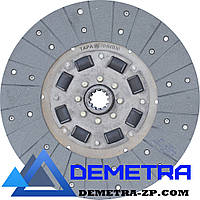 Диск сцепления МТЗ резиновый демпфер