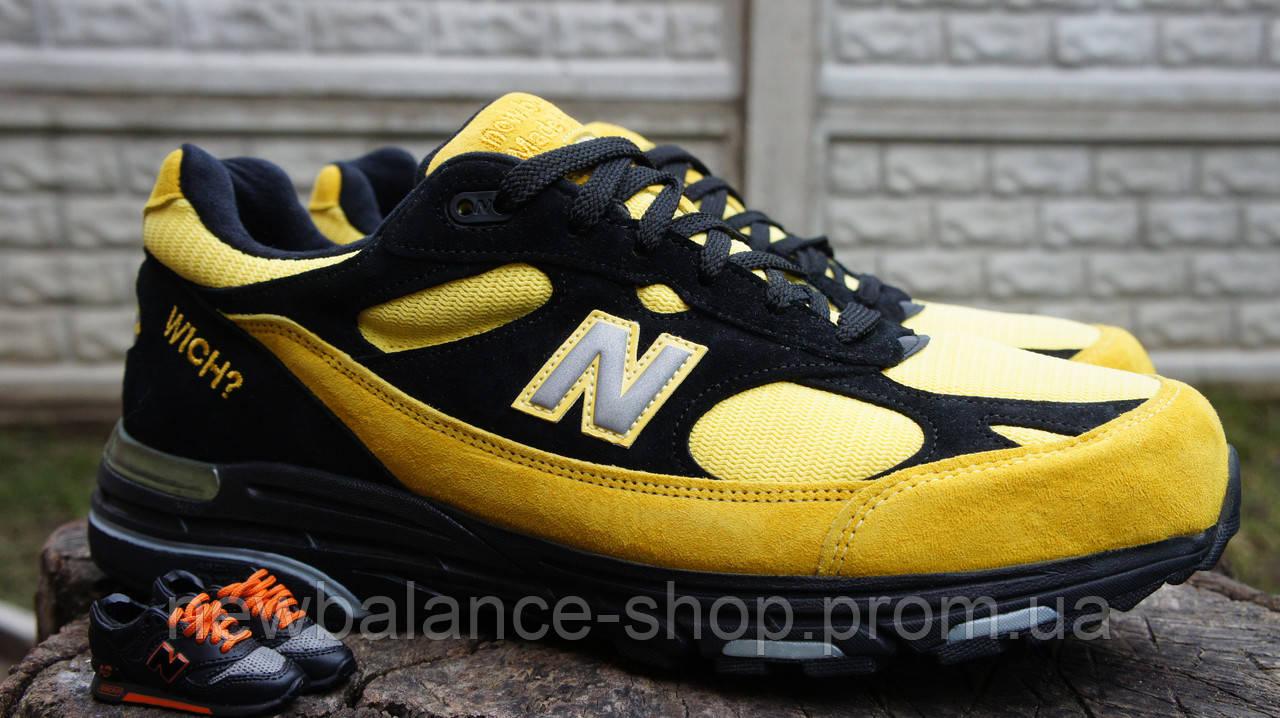 Кроссовки New Balance 993 M1 Custom оригинал 45,5 размер - NEW BALANCE shop d49e32f160a