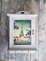 """Ключница """"Париж"""" большая, фото 1"""