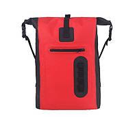 Рюкзак водонепроницаемый Sinotop 30L красный