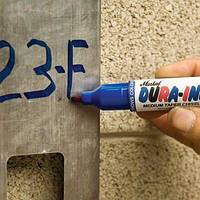 Маркер со стержнем средней толщины Dura-Ink 55 Синий