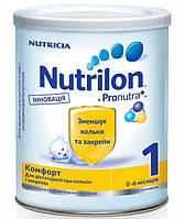 Молочная смесь Nutrilon ® Комфорт 1 Pronutra+ 400г