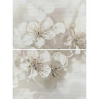 Декор - панно Opoczno Mirta цветы 450x600