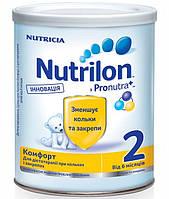 Молочная смесь Nutrilon ® Комфорт 2 Pronutra+ 400г