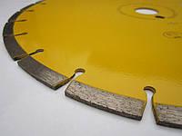 "Алмазный диск для резки песчаника, мрамора,  Distar 1A1RSS/C3-HIT ""SANDSTONE 1500""  350x3,5/2,5x10x 32-24 ""3D"""
