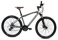 "Велосипед Mascotte Status 17"" Gray/White (27,5"")"