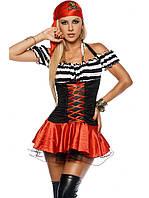 Эротический игровой костюм Озорная Пиратка