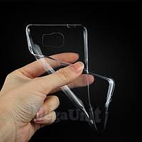 Прозрачный силиконовый чехол для Samsung Galaxy J5 Prime (G570)