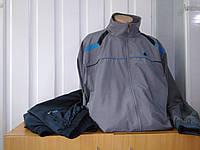 Мужской спортивный  прогулочный костюм Соккер из плащевой ткани размер 46