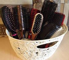 Расчески для волос щетки массажные брашинги salon professional, dagg