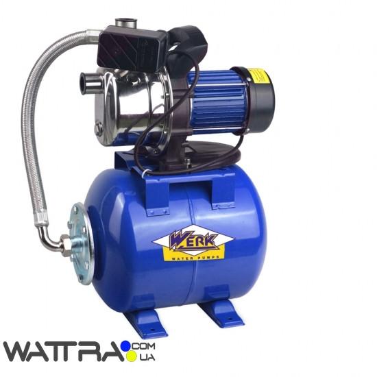 Насосна WERK станція - XKJ-1304 SA5 (1.3 кВт, 1.8-3.8 бар)