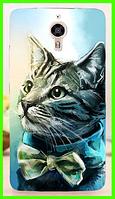 Чехол, бампер с принтом котика для смартфона PPTV king 7/7S