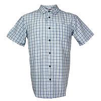 Мужская сорочка Columbia ENDLESS TRAIL™ II SHORT SLEEVE SHIRT синяя AM9139 414