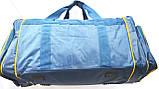Спортивные дорожные сумки Украина СРЕДНИЕ 72х33х25, фото 2