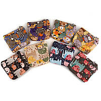 Детский кошелек 0402 cats & elephants