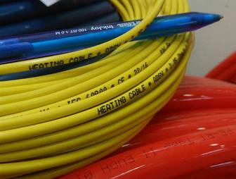 Ультратонкий кабель Fenix In-Therm для монтажу під плитку.