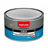 Шпатлевка со стекловолокном NOVOL 1,8 кг Fiber