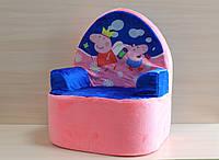 Детское кресло Свинка Пеппа
