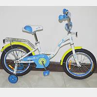 "Детский велосипед Profi Butterfly 14"""