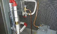 Чиллер 80 квт б/у - охладитель жидкости GR1AC-80XU от Industrial Frigo