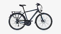 Мужской туристический велосипед Volkswagen Men's Trekkingbike, Black
