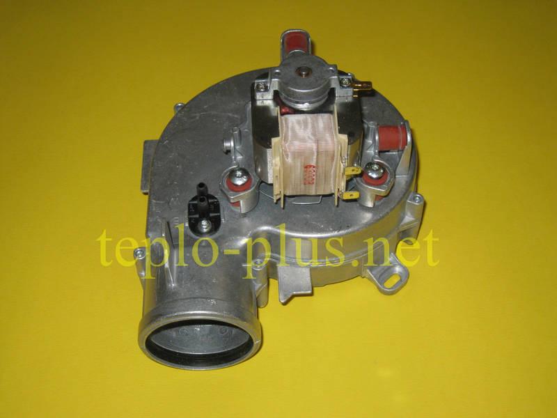 Вентилятор 0020020008 Vaillant turboTEC Pro / Plus, TURBOmax Pro / Plus, фото 3
