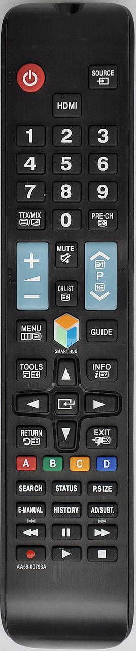 Пульт на телевизор  SAMSUNG. Модель AA59-00793A
