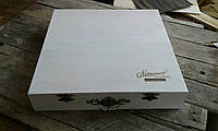 Коробка из дуба , фото 1