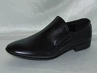 Туфли и лофеты черные 39-44 аа225
