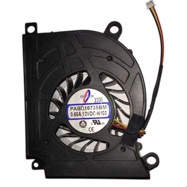 Вентилятор MSI GT60 GT660 GT680 GT683 GT70 GT780 GX660 OEM 3 pin