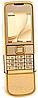 Китайский телефон Nokia 8800 GOLD, 1 сим, 1 Гб. Стальной корпус.