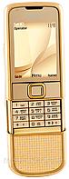 Китайский телефон Nokia 8800 GOLD, 1 сим, 1 Гб. Стальной корпус., фото 1