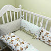 Бортики в кроватку Комплект №15, фото 2