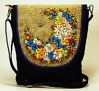 Женская джинсовая сумочка Оксана, фото 1