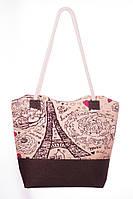 Сумка текстильная Франция, фото 1