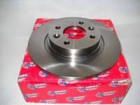 Диск тормозной невентилируемый 259 мм  FERODO, DDF1502